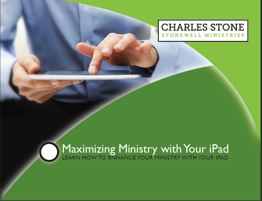 Preaching with a mini-iPad: My First Experience - Charles Stone