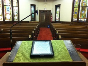 ipad apps for pastors